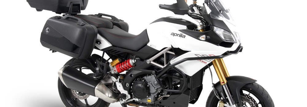 For Aprilia's 1200 Caponord from 2013 we have a great range of motorcycle accessories and luggage from Hepco Becker and more!