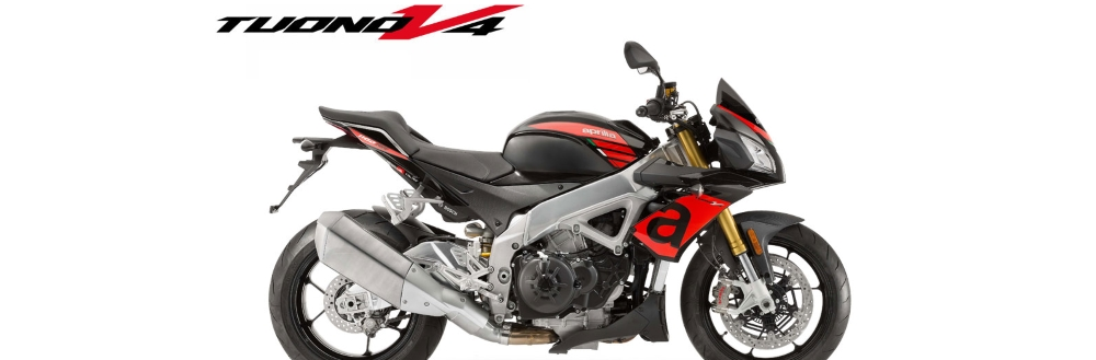 For Aprilia's Tuono V4 1100 RR from 2015 ,we have a great range of motorcycle accessories and luggage from Hepco Becker and more!
