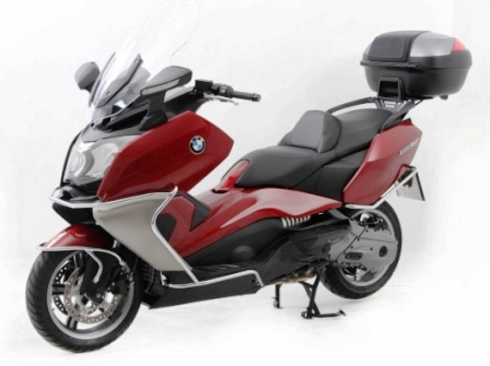 Hepco & Becker motorcycle accessories and luggage for BMWs C650GT from Motorcycle Adventure Products