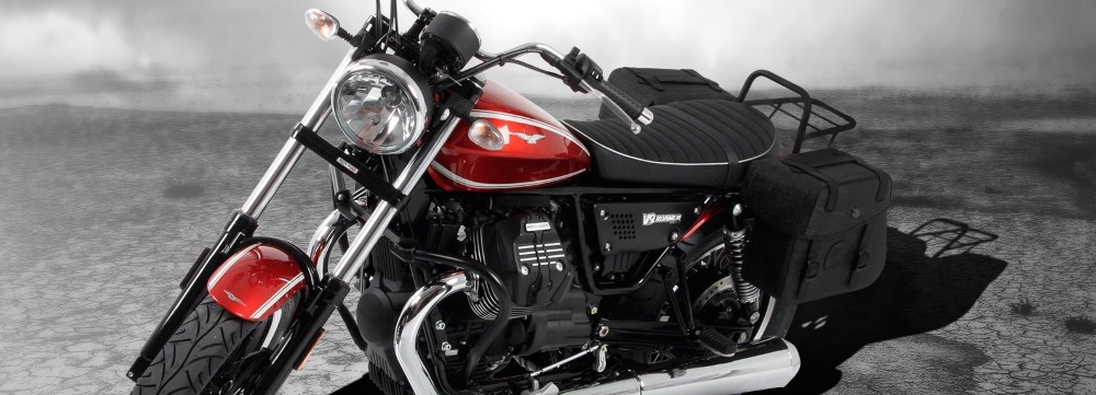 Motorcycle Accessories and Luggage for 2016 Moto Guzzi V9 Roamer from Hepco & Becker and more!