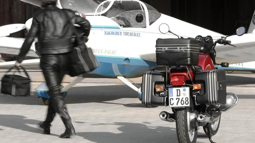 Siebenrock classic BMW luggage systems from Motorcycle Adventure Products