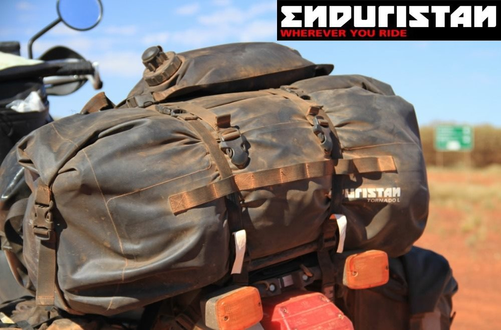 Enduristan Adventure Motorcycle Luggage