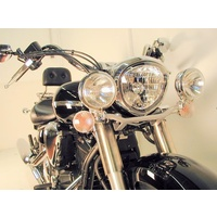 Twinlight-Set Yamaha XVS 1300 Midnight Star