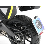 License plate holder Ducati Scrambler 2015 on