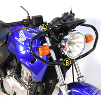 Front guard Honda CB 500/S / 1993 on