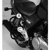 Rear guard Honda CB 500/S / 1993 on