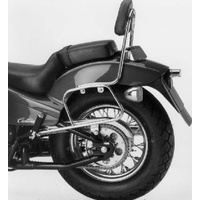 Sissybar no rear rack Honda VT 600 C