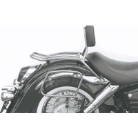 Sissybar no rear rack Honda VT 1100 C3 Shadow