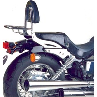 Sissybar no rear rack Honda VT 750 D2 BlackWidow
