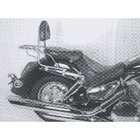 Sissybar no rear rack Honda VTX 1300