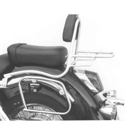 Sissybar with rear rack Honda VT 750 C2 / 1997 on