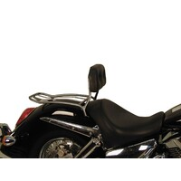 Solorack with backrest Honda VTX 1300