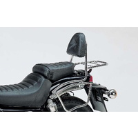 Sissybar with rear rack Kawasaki EL 250