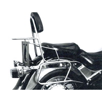 Sissybar with rear rack Kawasaki VN 800 Classic / up to 1999