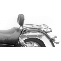 Solorack with backrest Kawasaki VN 1500 Classic