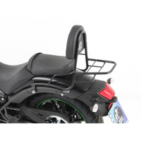 Sissybar with rear rack Kawasaki Vulcan S