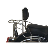 Sissybar with rear rack Kawasaki VN 1600 Classic