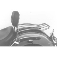 Solorack with backrest Yamaha XVS 650 Drag Star Classic