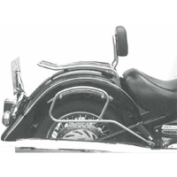 Solorack with backrest Yamaha XV 1600 Wild Star