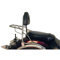 Sissybar with rear rack Yamaha XV 1900 Midnight Star