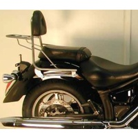 Sissybar with rear rack Yamaha XVS 1300 Midnight Star