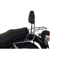Sissybar with rear rack Moto-Guzzi California Metal