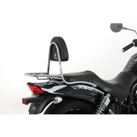 Sissybar with rear rack Hyosung GV 650 Sportcruiser