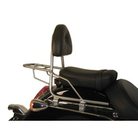 Sissybar with rear rack Kawasaki Shadow 750 / 2008 on