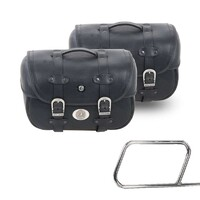 Leatherbag set Liberty Big 28/28 Lt