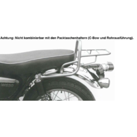 Rear rack Kawasaki W 650 / W 800