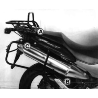 Rear rack Honda CB 600 F Hornet / 2003-2006