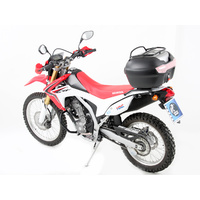 Journey TC40 silver inc mini rack Honda CRF 250 L 2012 / Rally 2017
