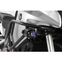 Ion Blue Flooter - Fog light Honda Crosstourer