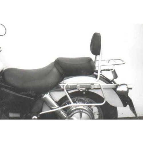 Sissybar with rear rack Honda VT 1100 C2 Shadow / 1995 on