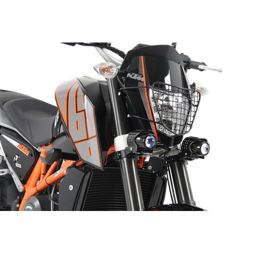 Light grill KTM 690 Duke