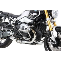 Engine guard BMW R NineT & all Variants silver