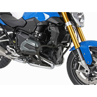 Engine guard BMW R1200R / R1200RS / 2015 on black