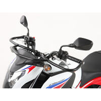 Front guard Honda CB 650 F 2017 on black