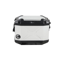 Xplorer 40 right sidecase silver
