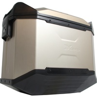 Xceed Composite Alloy Motorcyle Side Case