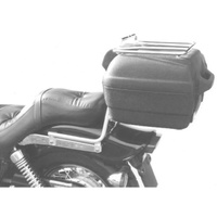 Sissybar with rear rack Kawasaki EN 500 / 1996 on