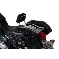 Solorack with backrest Suzuki C 800 Intruder