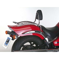 Solorack with backrest Suzuki M 800 Intruder / up to 2009