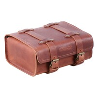 Legacy Rear Bag Leather - brown