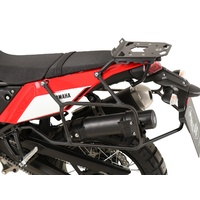 Sidecarrier permanent mounted - black for Yamaha Tenere 700 (2019-)