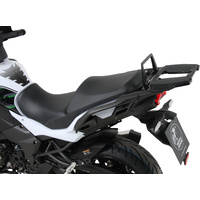 Alurack topcasecarrier – black for Kawasaki Versys 1000 (2019-)