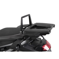 ALURACK TOPCASECARRIER FOR ORIGINAL REAR RACK - BLACK TRIUMPH TIGER 850 900 RALLY / GT / PRO (2020-)