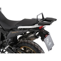 ALURACK TOPCASECARRIER FOR ORIGINAL REAR RACK - BLACK FOR HONDA CRF 1100L AFRICA TWIN ADVENTURE SPORTS (2020-)
