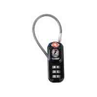 Combination lock for Soft Bag Zips Hepco & Becker