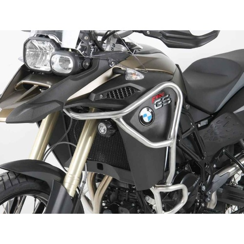 Tank guard BMW F800GS Adventure stainless